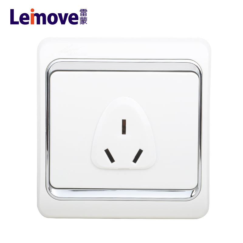 Universal three-hole socket LMW(A)