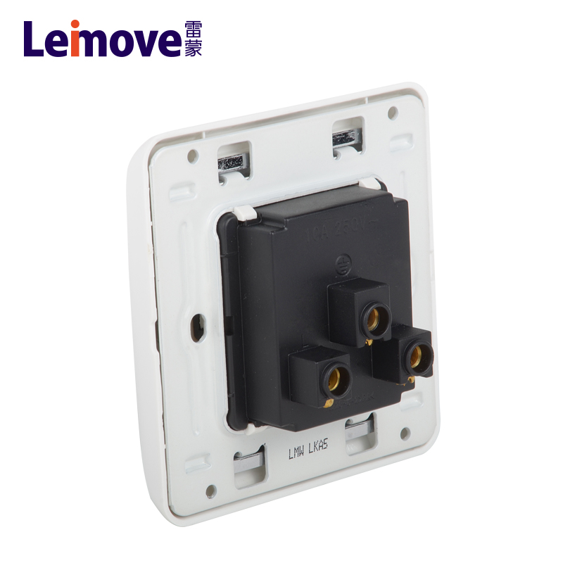 Leimove-wall power socket | A White Series | Leimove