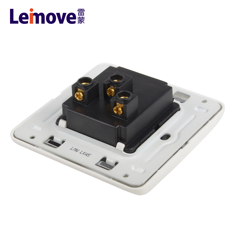 Leimove-wall power socket | A White Series | Leimove-1