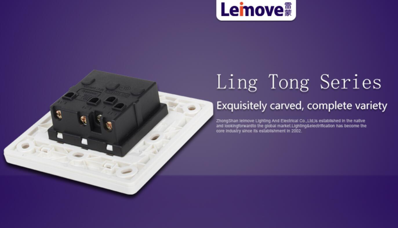 Leimove home best electrical switches custom for sale