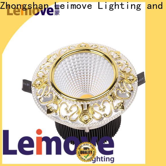recessed slim led downlights anti-dazzling surface mounted for wholesale