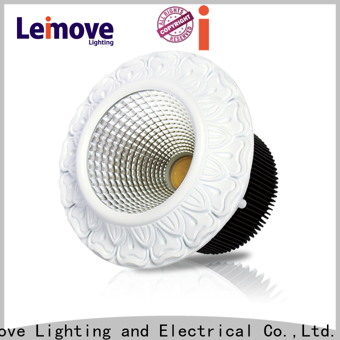 recessed led down light energy-saving surface mounted for customization
