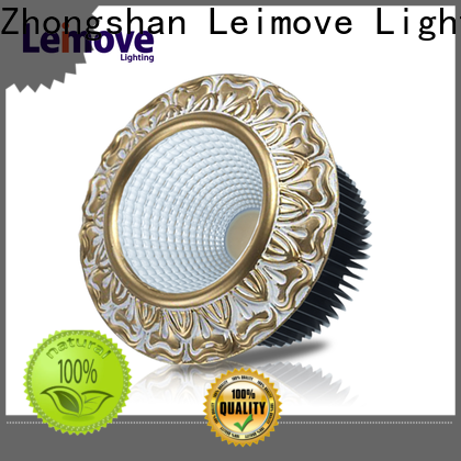 Leimove energy-saving outdoor led downlights custom made for wholesale