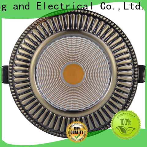 recessed led down light round custom made for wholesale