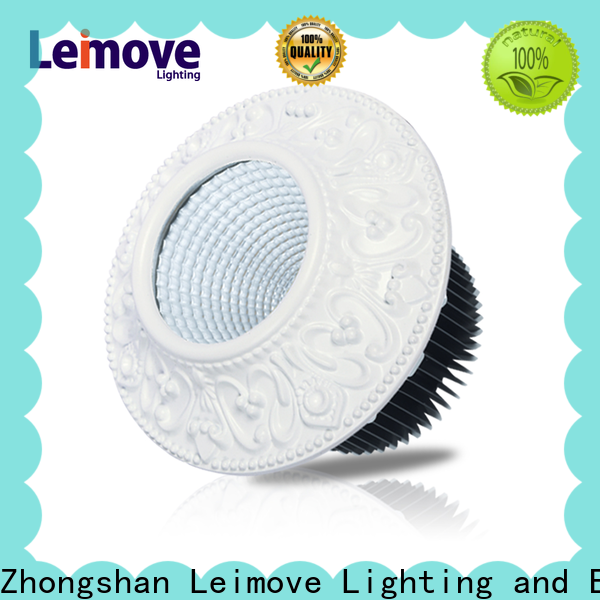 Leimove commercial illumination led down light surface mounted for customization