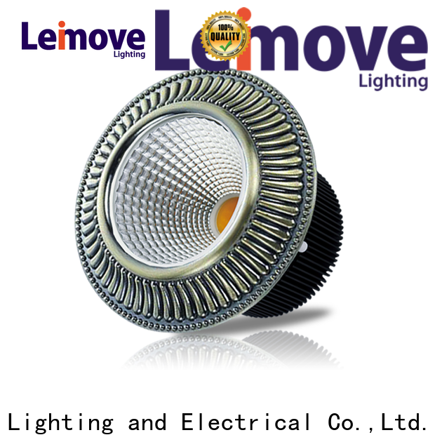 Leimove silver-gold led ceiling spot lights ultra bright for decoration