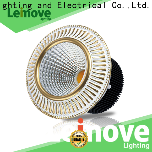Leimove energy-saving dimmable led spotlights ceiling for decoration