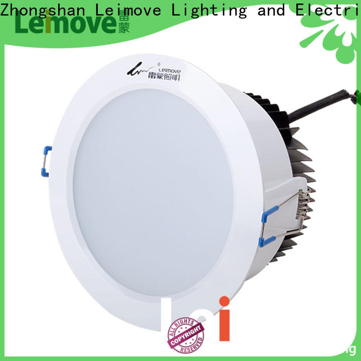 years warranty outdoor led downlights anti-dazzling surface mounted for sale