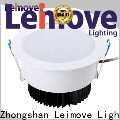Leimove years warranty slim led downlights custom made for wholesale