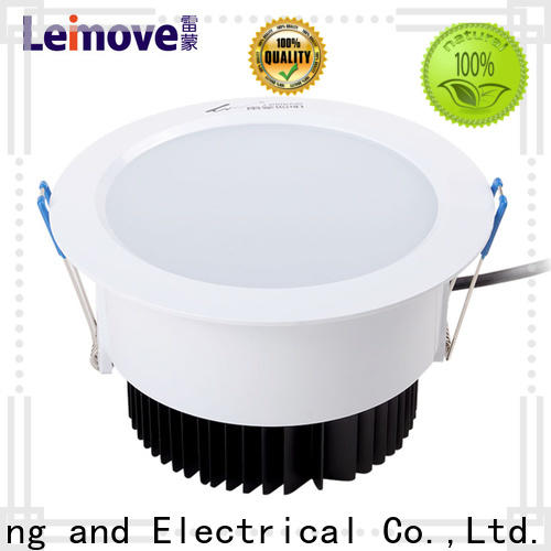 Leimove anti-dazzling dimmable led downlights surface mounted for sale
