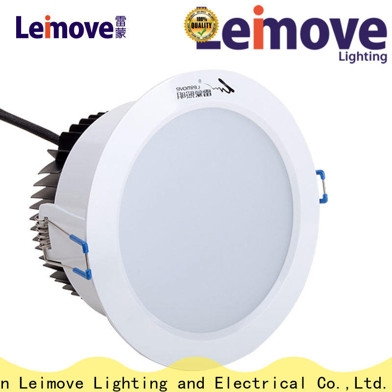 recessed led down light round surface mounted for sale