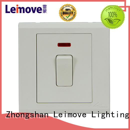 Leimove bipolar modern light switches by bulk for computer