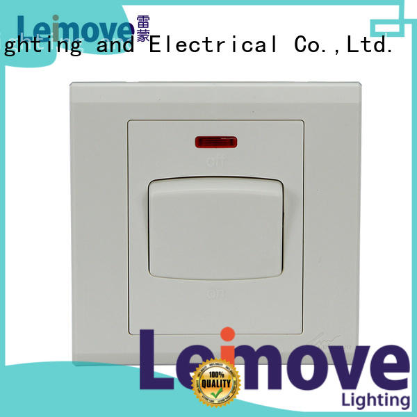 Leimove universal wall switch bulk production for computer