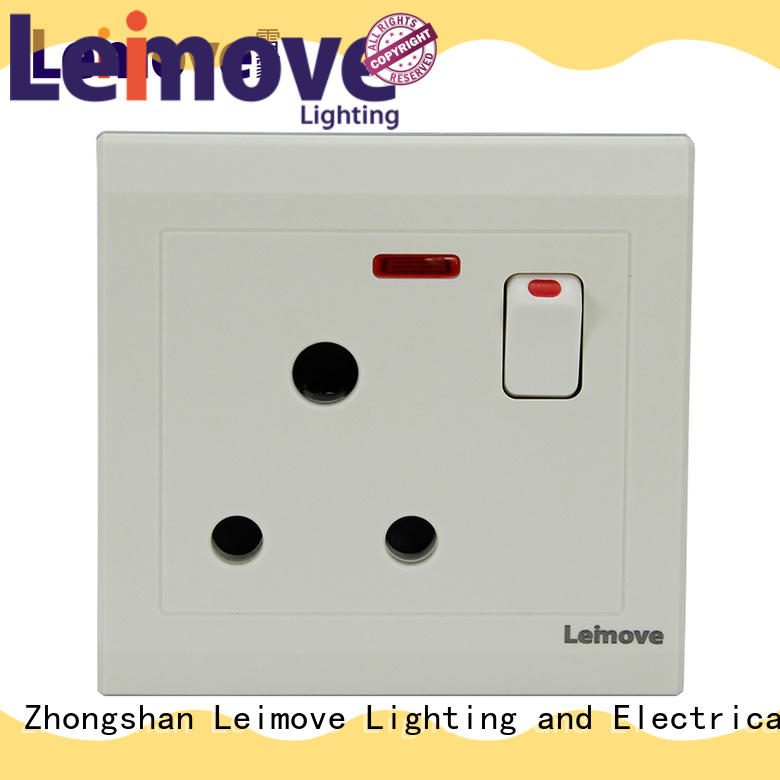 Leimove universal electrical outlet socket at discount for wholesale