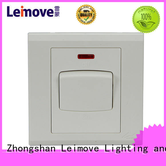 single link wall outlet switch by bulk for tv Leimove