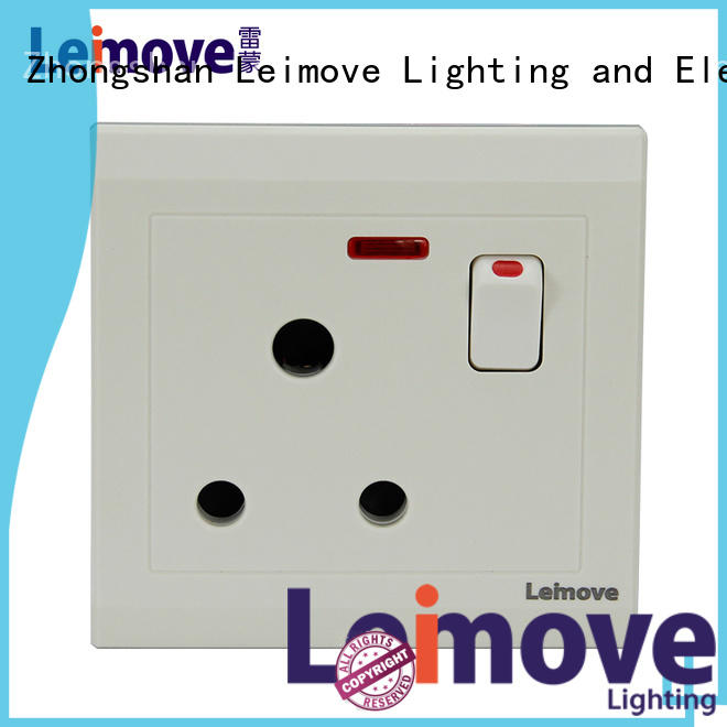 Leimove universal electrical outlet socket free delivery for wholesale