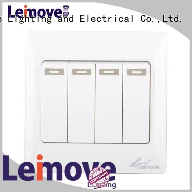 Leimove pc best electrical switches top brand for customization