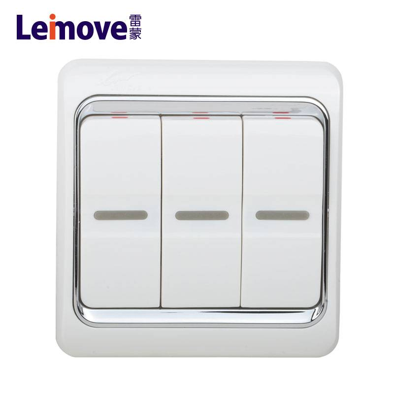 Three Position Single Connection Switch | Electrical Switches