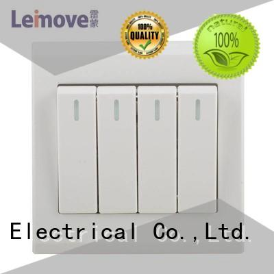 Leimove high quality light switch wholesale for sale