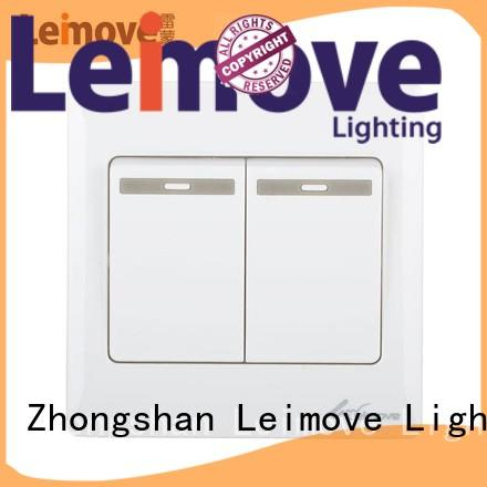 Leimove Brand way electrical on off switch general factory