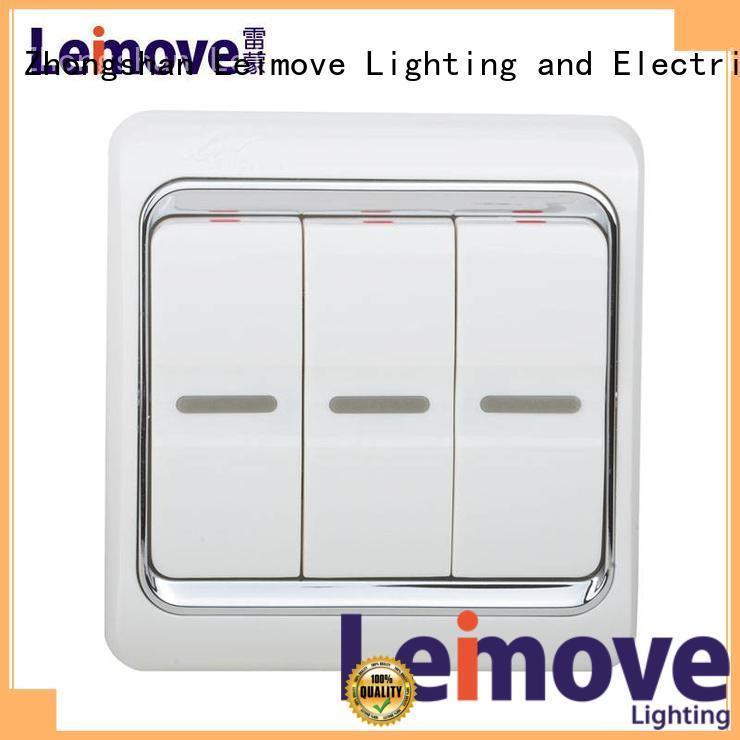 three bell year sale single light switch Leimove Brand