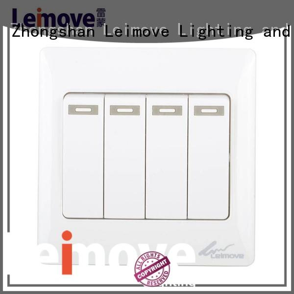Leimove electrical electrical on off switch custom for customization