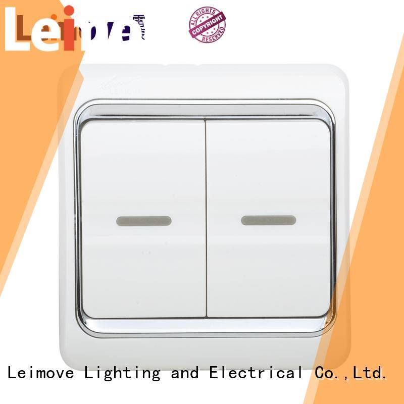 Wholesale door single light switch Leimove Brand