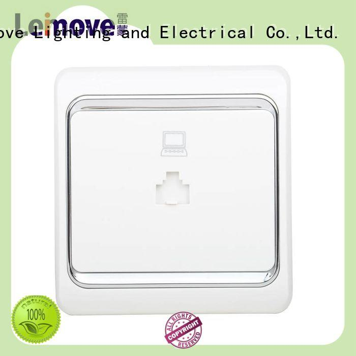 by bulk white electric sockets custom high quality for phone