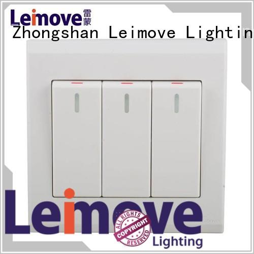 Leimove connection white switches by bulk for sale