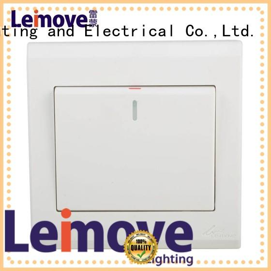 high quality white switches single link wholesale