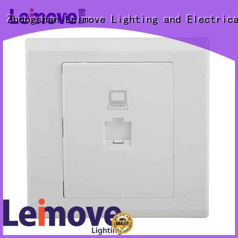 Leimove master socket steel wire for charging