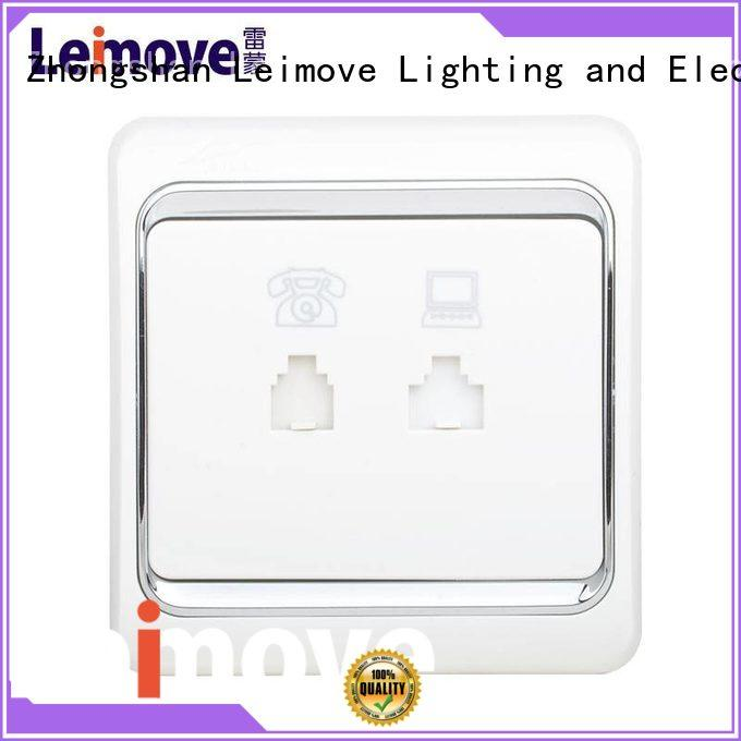 Leimove custom pc socket cheapest factory price