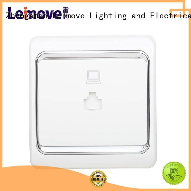 Leimove Brand wall power socket
