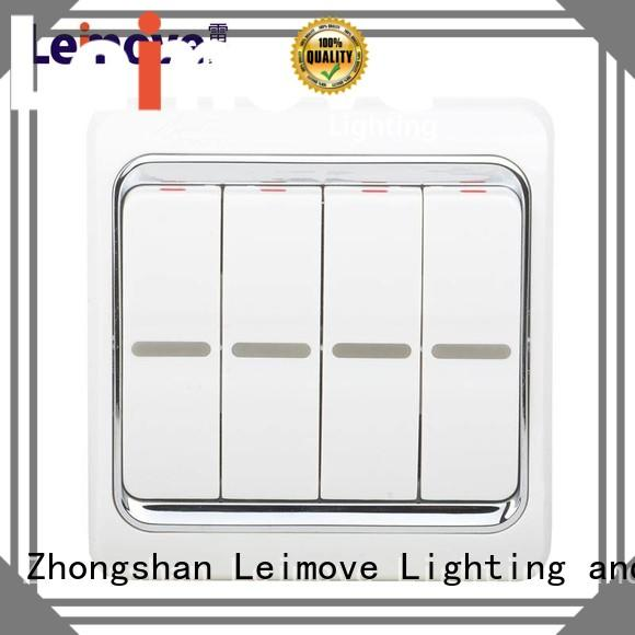 Leimove three position home switch popular for wholesale