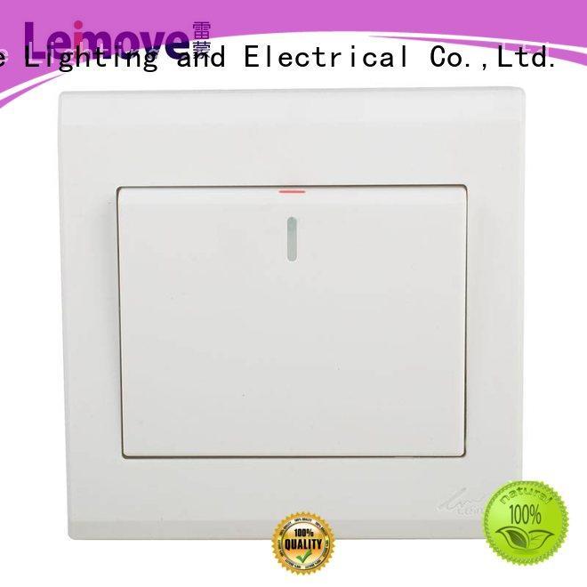 Leimove custom light switch by bulk for tv