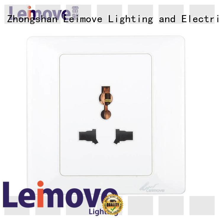 Level 3 multi-function socket