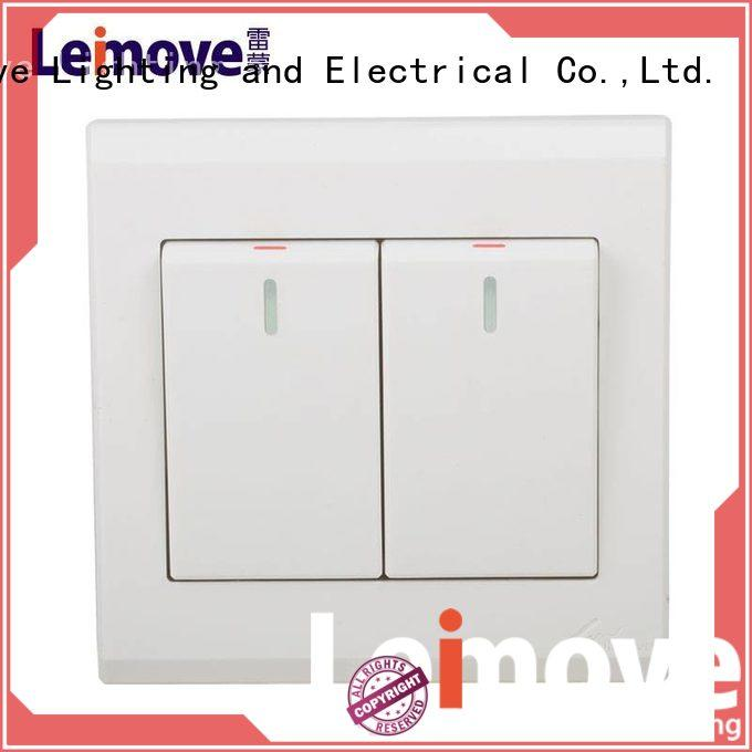 sale electrician switches and sockets year Leimove Brand company