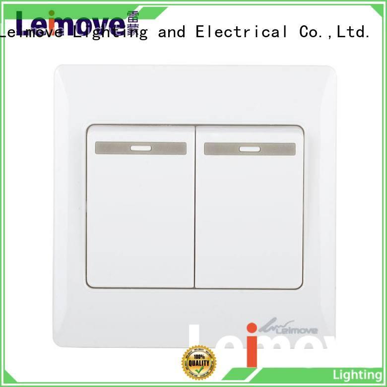 white power switches home custom