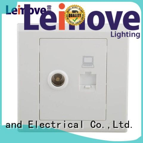Leimove custom master socket wholesale for tv