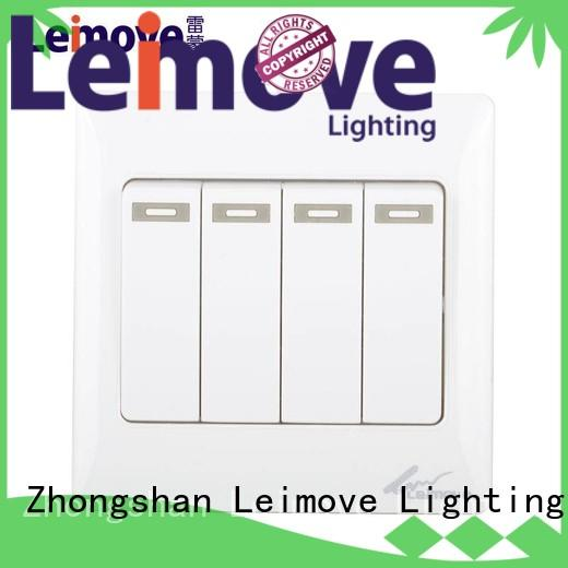Leimove home electrical control switch custom at discount