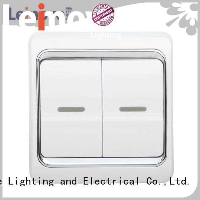 single light switch warrant switches and sockets Leimove Brand