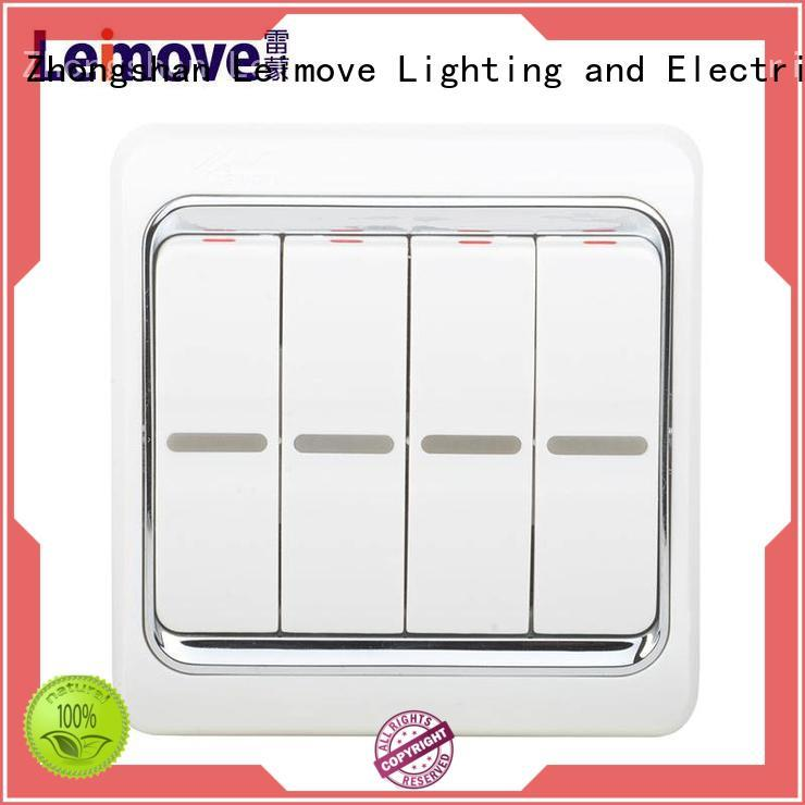 sale switch single light switch Leimove manufacture